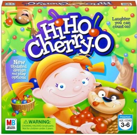 Hasbro HiHo Cherry O - Os melhores jogos de tabuleiro em família, segundo especialistas internacionais (Final)