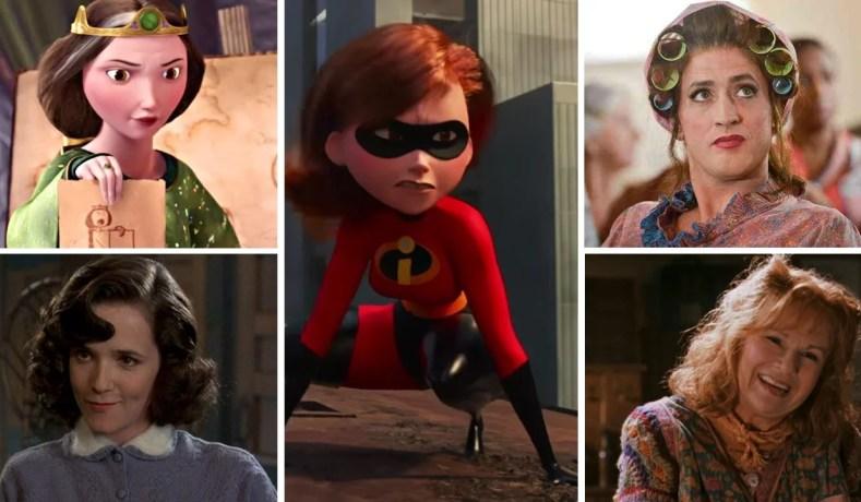 Mães do Cinema e das Animações