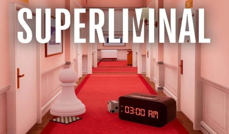 Superliminal – Uma Terapia dos Sonhos na Forma de Puzzle E Que Envolve A Percepção