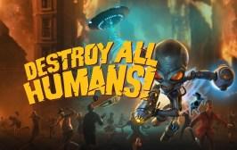 Destroy All Humans CAPA UniversoNERD - Destroy All Humans - Um Remake Divertido E Que Tenta Resgatar A Nostalgia