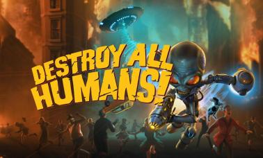 Destroy All Humans CAPA UniversoNERD - Destroy All Humans - Um Remake Divertido E Que Tenta Resgatar A Nostalgia