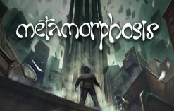Metamorphosis CAPA - Metamorphosis: Uma Aventura Em Busca Da Verdade Na Visão de Um Inseto