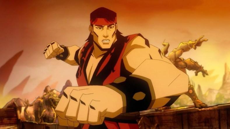 A Vingança de Scorpion 1 - Mortal Kombat Legends: A Vingança de Scorpion