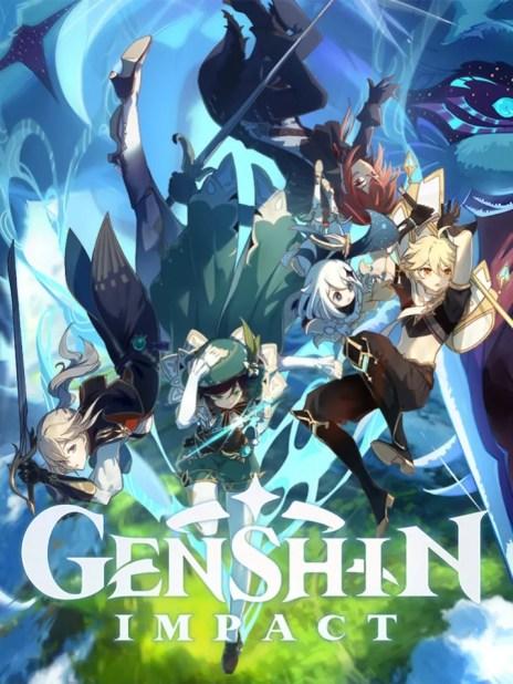 capa 1 - O Sucesso de Genshin Impact