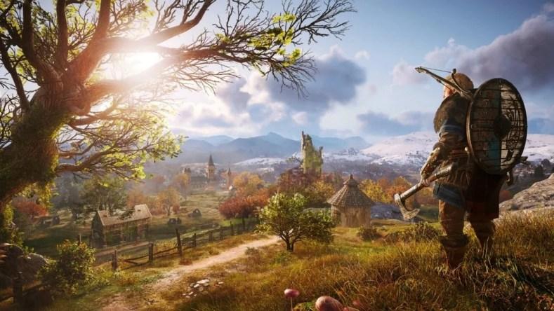 Assassins Creed Valhalla IMAGEM 3 - Assassin's Creed Valhalla: Uma Jornada Viking Pela Grã-Bretanha do Século IX