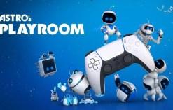Astros Playroom CAPA - Astro's Playroom: Bem-Vindo Ao PlayStation 5!