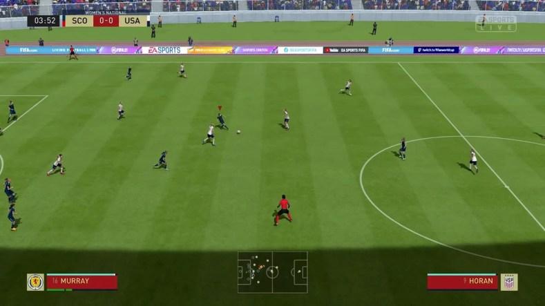 FIFA21 Imagem 3 - FIFA 21, Uma Experiência Que Continua Divertida E Renovada com A Nova Geração