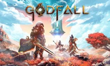 GodFall CAPA - GodFall, Uma Agradável Surpresa Que Lembra o Combate de God Of War