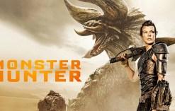 Monster Hunter CAPA - Monster Hunter: O Filme