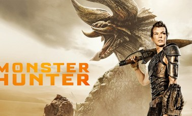 Monster Hunter CAPA - Monster Hunter: O Filme