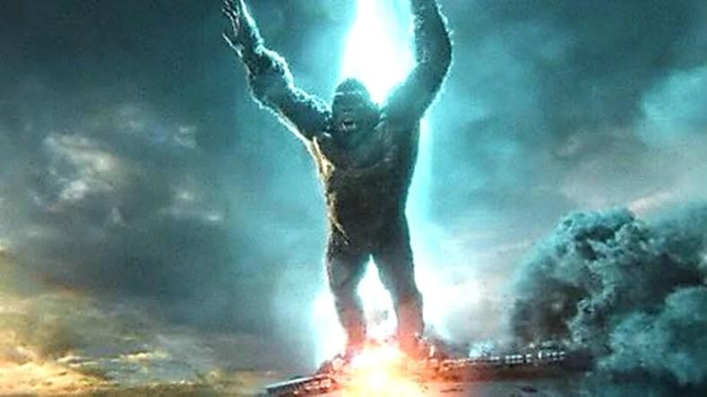 Godzila vs Kong imagem 4 - Godzilla vs Kong, Dois Titãs Lendários Que Retornam Em Um Espetáculo Maluco