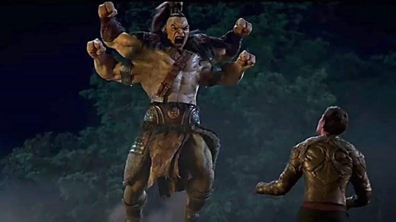 Mortal Jombat - Precisamos Falar Sobre: Mortal Kombat (2021)