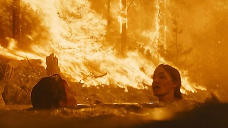 Those Who Wish Me Dead 3 - Aqueles Que Me Desejam A Morte Traz Muita Adrenalina e Tensão Com Angelina Jolie
