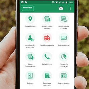 Dia 14 entra nas lojas virtuais o aplicativo Unimed Nordeste-RS
