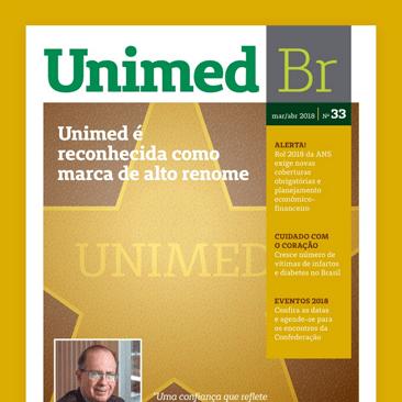 Leia a nova edição da Revista Unimed!