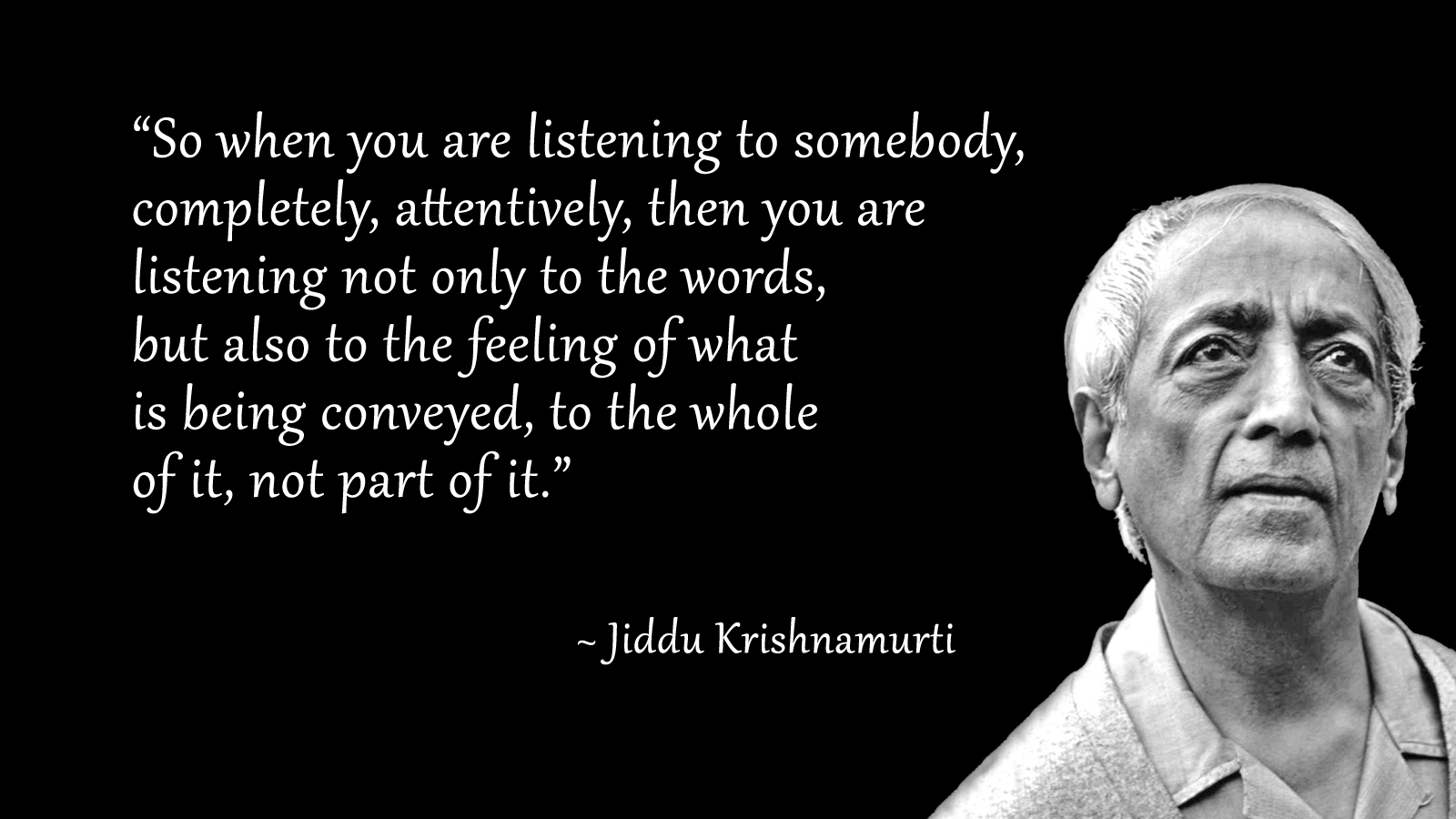 Image result for krishnamurti quotes