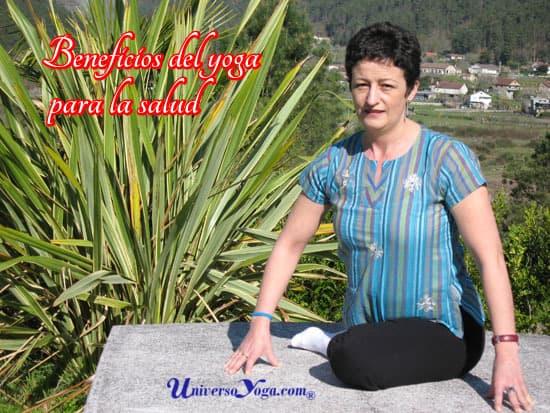 beneficios del yoga para la salud -universoyoga