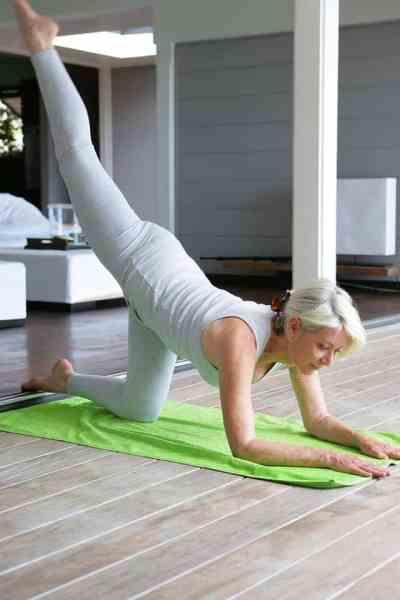 yoga para todas las edades