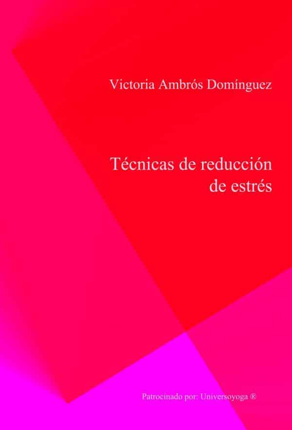 Portada libro técnicas reducción de estrés