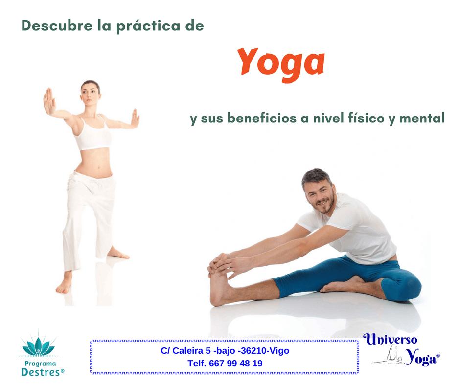 Bienvenidos a la práctica del yoga