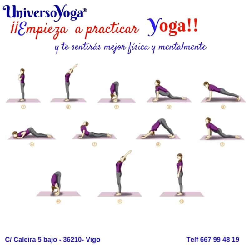 Clases de Yoga Grupal