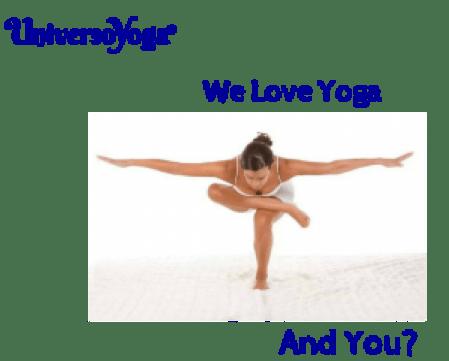 Nosotros amamos el yoga y tu?