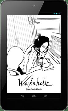 Workaholic - on Nexus 7 - cover