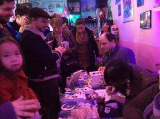 Quel succès au Kawaii café aujourd'hui ! Merci à tous d'être venus si nombreux !