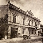 Bucuresti Redactia Ziarului Universul anii 1900 2