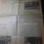 ziarul universul 23 iunie 1942-regele mihai, pierderile tarii noastre in razboi