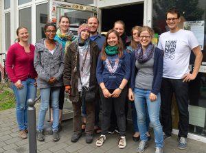 Das Foodsharing-Team