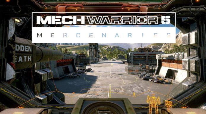 Mechwarrior 5 VR