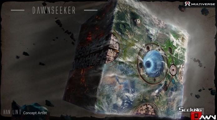 Bêta pour Seeking Dawn VR