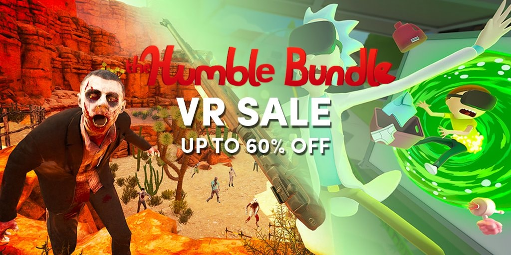 Humble Bundle spécial VR