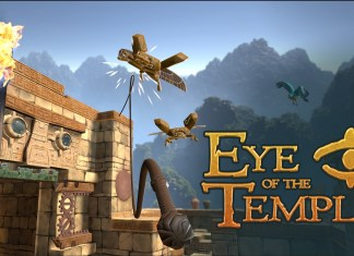 eye of the temple VR