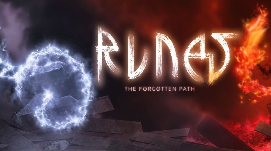RUNES THE FORGOTTEN PATH