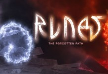 RUNES THE FORGOTTEN PATH