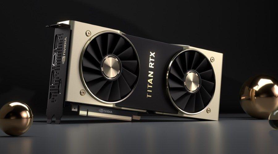 NVIDIA RTX TITAN VR