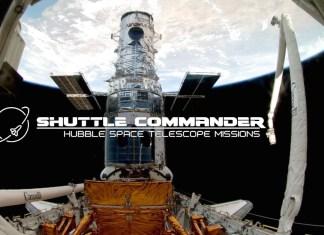 SHUTTLE COMMANDER - HSTM VR