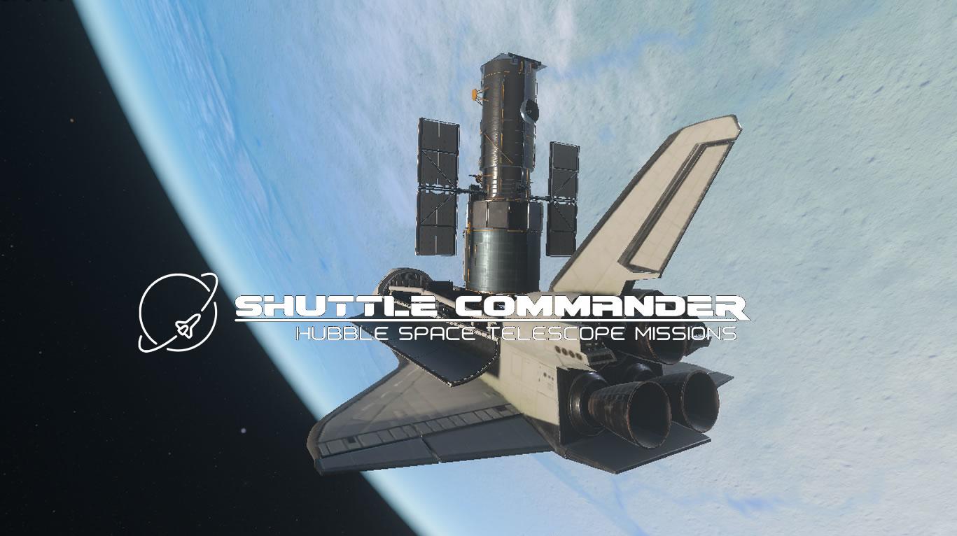 Shuttle Commander: Hubble Space Telescope Missions VR