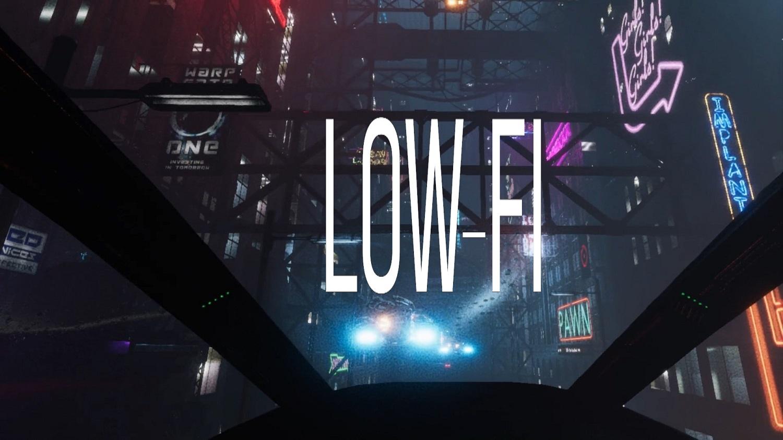 LOW FI VR