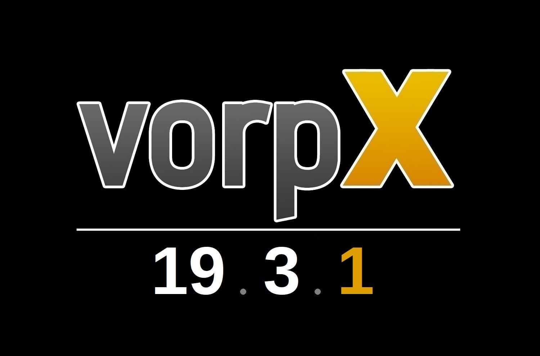 vorpX 19.3.1 VR