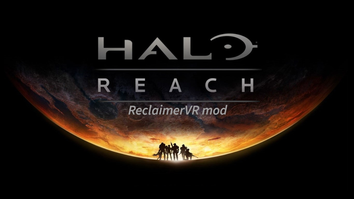 ReclaimerVR Halo Reach