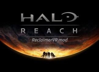 ReclaimerVR Halo Reach