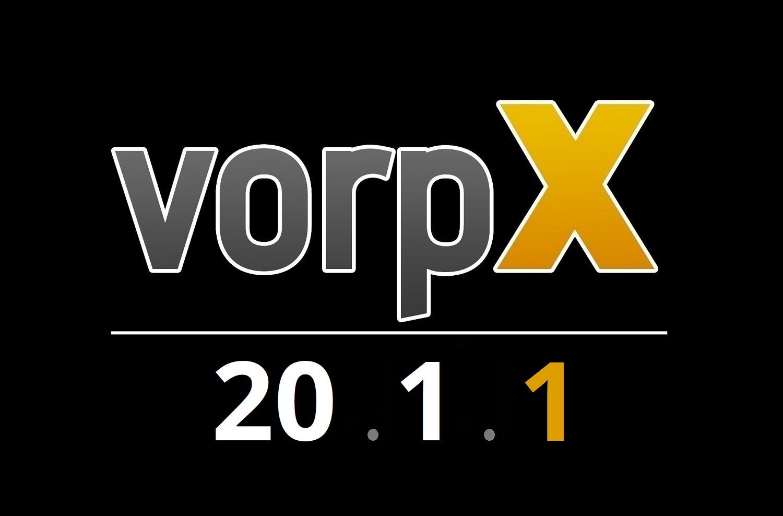 vorpX 20.1.1
