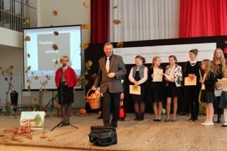 I Przegląd Twórczości Niepełnosprawnych Seniorów, Czarnków 22.11.2014 r.