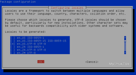 How to solve the LC_ locales issue in Debian