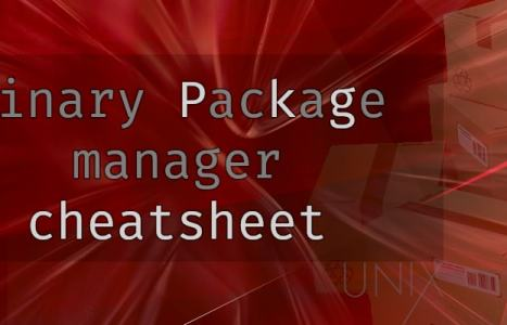 The FreeBSD binary package manager cheatsheet