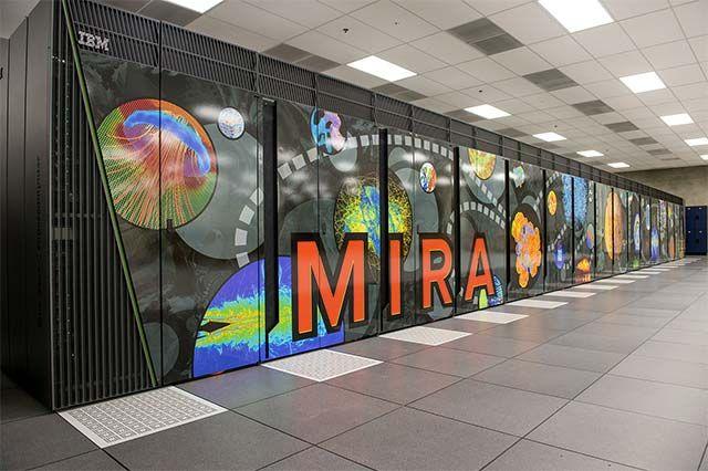 Linux runs supercomputers