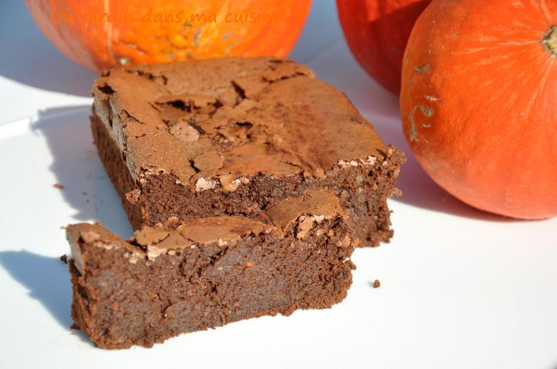 Gteau Au Chocolat Sans Beurre Ni Farine Un Jardin Dans